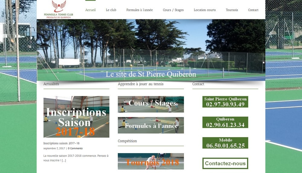 Peninsula Tennis Club