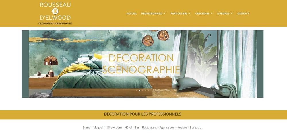 création site Internet Rousseau d'elwood