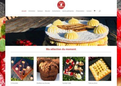 Chez Zabou – pâtisserie
