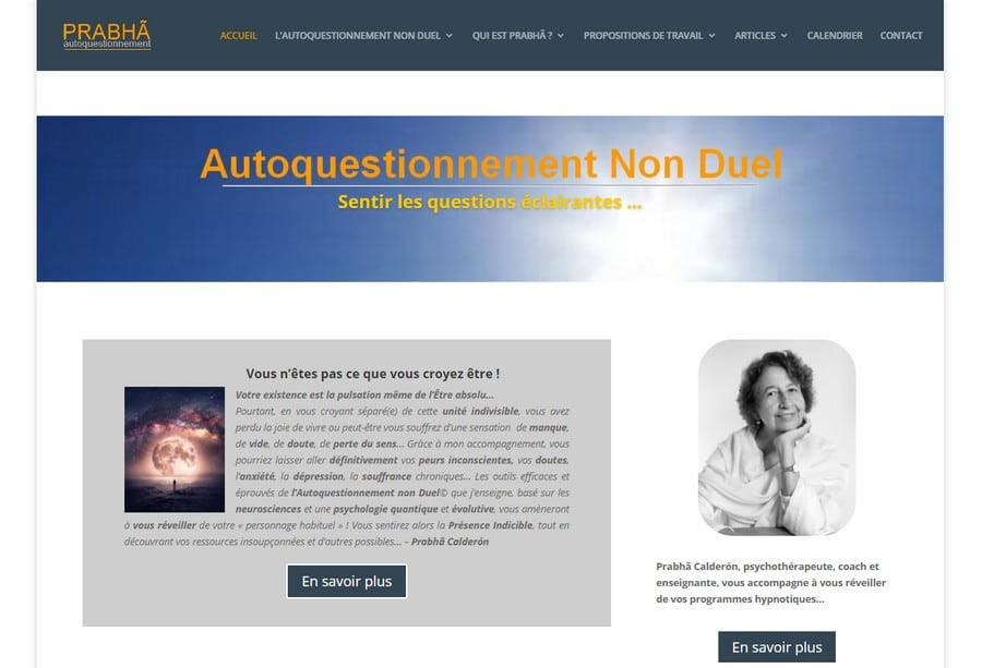 Auto questionnement