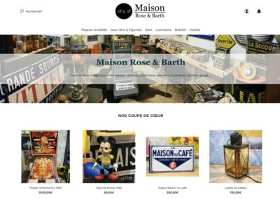 Maison Rose & Barth